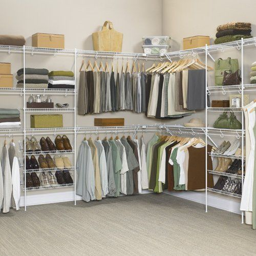 Wire Closet Solutions