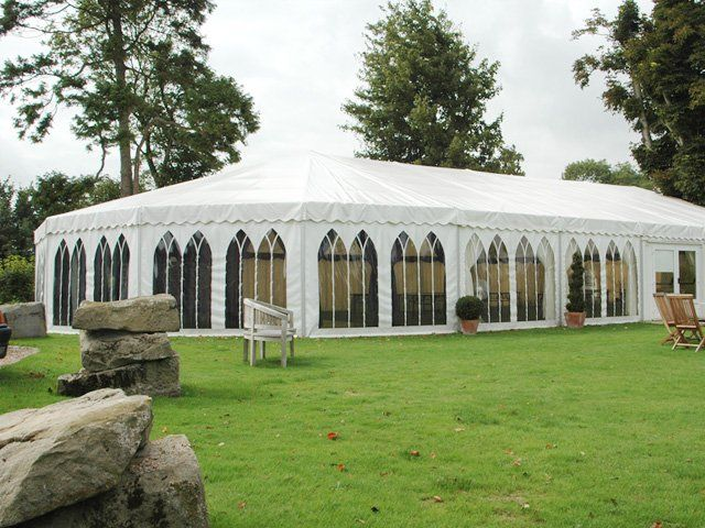 multispan marquee