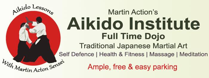 Martin Acton's Aikido Institute logo