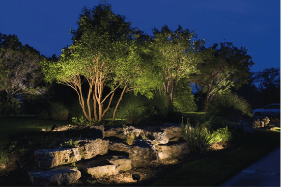 Landscape lighting design london ontario landscape lighting contractor