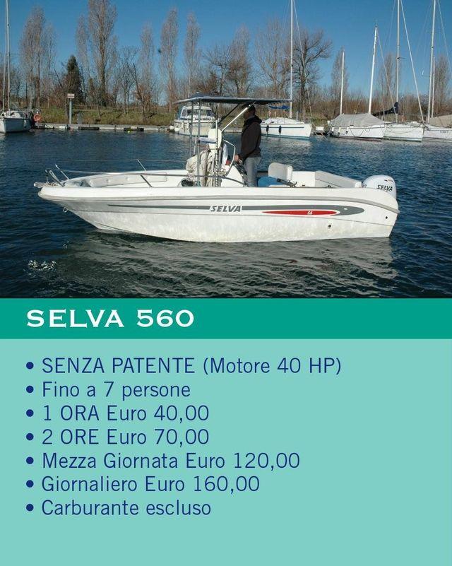 SELVA 560