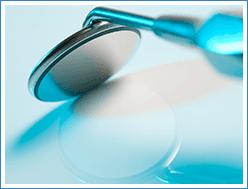 Specchietto odontoiatrico