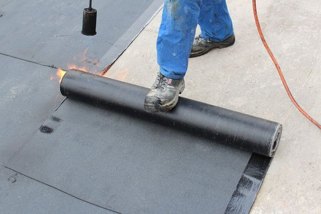 Quality flat roof systems