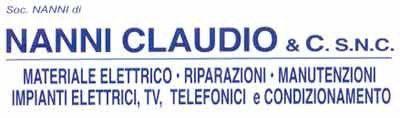NANNI CLAUDIO ELETTRICISTA logo