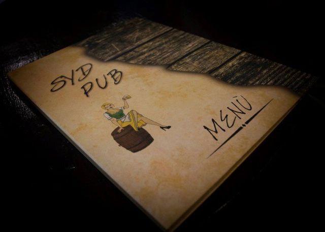SYD PUB MENU-birreria-Chiaravalle