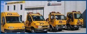 soccorso veicoli in avaria