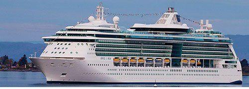 Trasatlantico di lusso