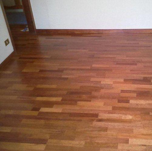 pavimento con parquet