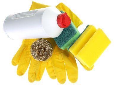 prodotti per la pulizia della casa