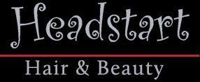 Headstart Hair and Beauty logo