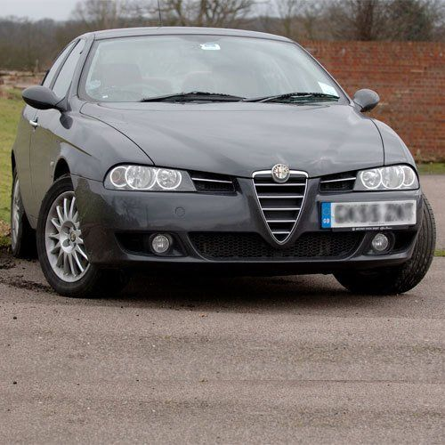 Alfa Romeo Full Service