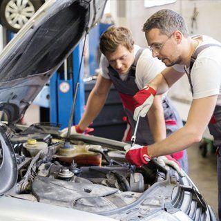 qualified mechanics