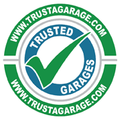 Trusted garages logo