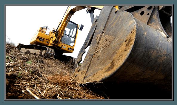 Landscaping - Burton on Trent - Lawton Lowndes Plant Hire Ltd - Plant Hire