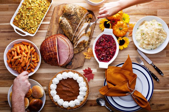 Cut Calories From Your Favorite Holiday Dishes
