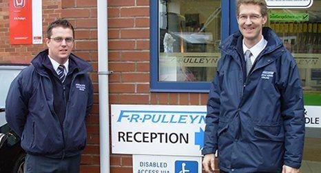 F. R Pulleyn Ltd