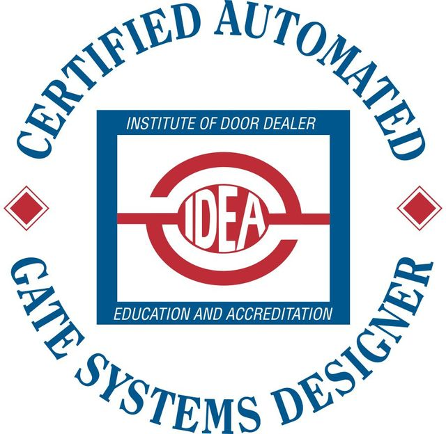 certified automated gate system, little rock, ar