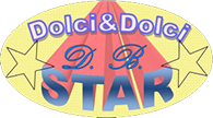 DOLCI E DOLCI STAR-LOGO