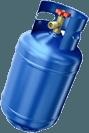 gas, bombola gas, gas ad uso domestico