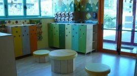 asilo nido, attività ludiche, cucina interna