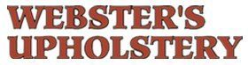 Webster's Upholstery logo