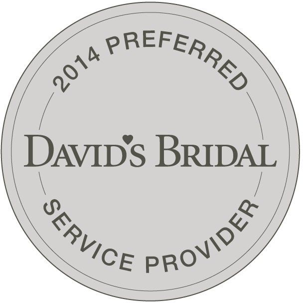 Delicious Creations - Preferred Wedding Cake Vendor of David's Bridal
