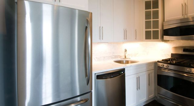 Refrigerator repairs carried out in a Hamilton house