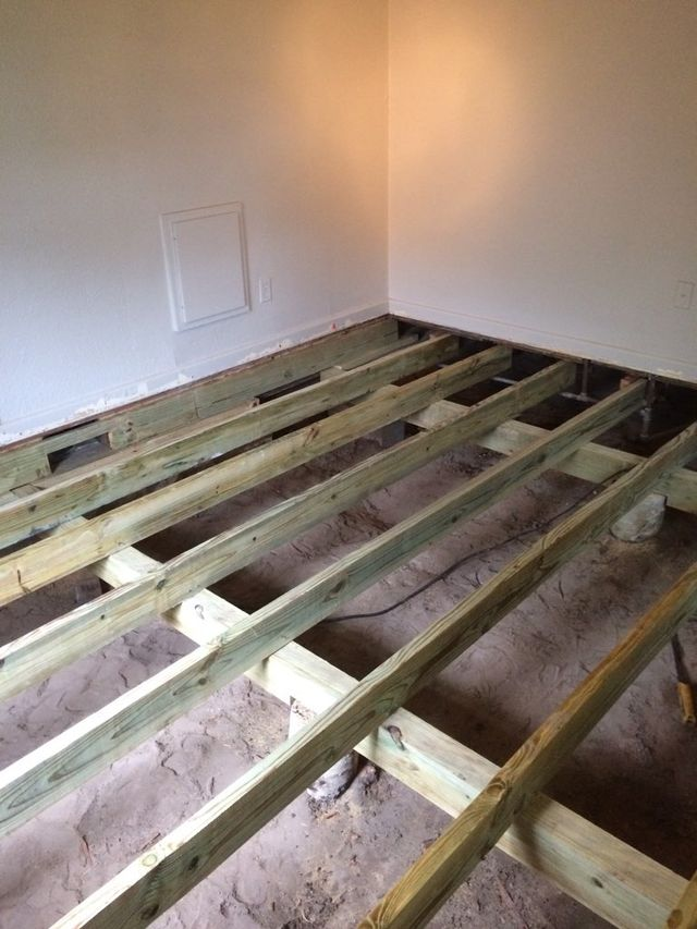 House Leveling | Navasota & Bryan, TX | R & R House Leveling