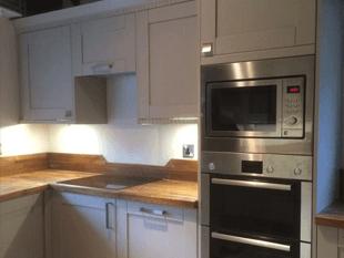 Local carpenters - Wigston, Leicestershire - S Richardson - Van