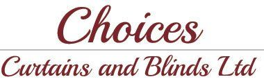 Choices curtains and blinds logo