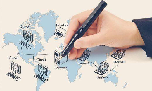 Wide area networking (WAN)