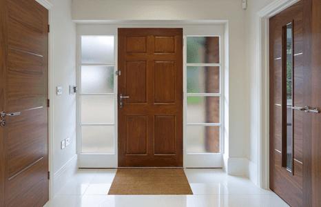 Elegant Wooden Doors
