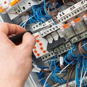 Commercial and industrial electrics
