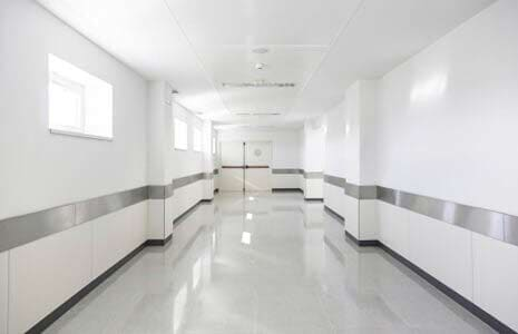 Hospital Hall - Residential and Commercial Cleaning Service in Manassas, VA