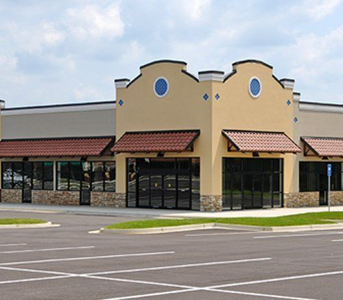 Commercial Awnings Columbia, SC