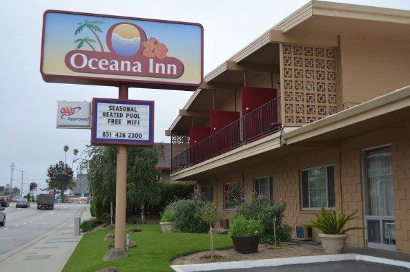 oceana inn hotel lodging santa cruz ca. Black Bedroom Furniture Sets. Home Design Ideas