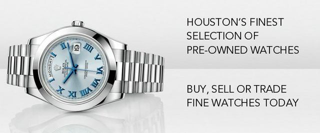 Pre-Owned Rolex Houston, TX