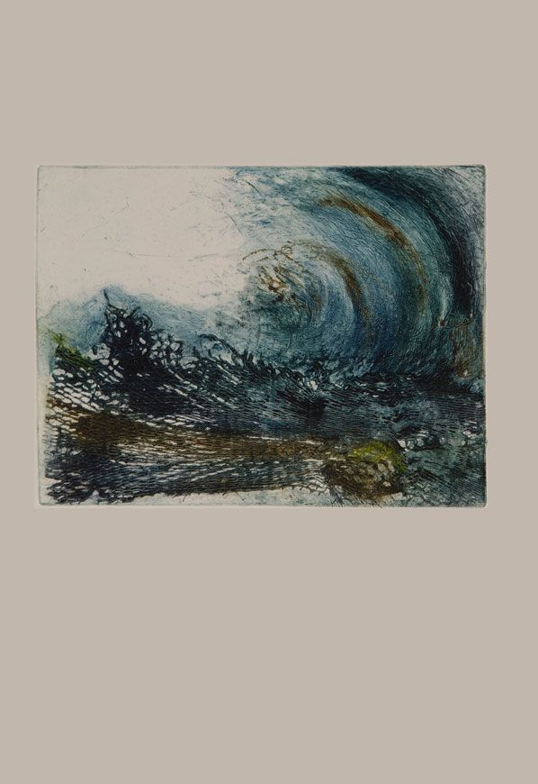 Tempest Tossed, 2011 Price $125 unframed