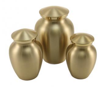 Classic Pet Brass Urn