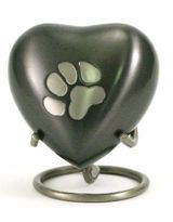 Heart Keepsake with Stand
