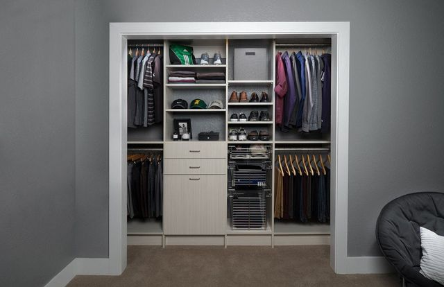 Small Reach In Closet
