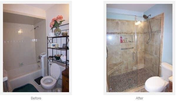 Bathroom Remodeling - Virginia Beach, VA - Marjos Complete ...