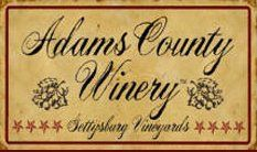 Adams Country Winery - Orrtanna, PA