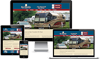 Ben Franklin RV Park website is optimized for all devices. Designed by iWebtogo.com
