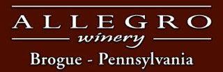 Allegro Winery - Brogue, PA