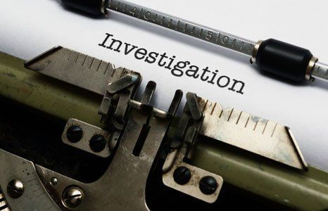 Investigation services across the UK
