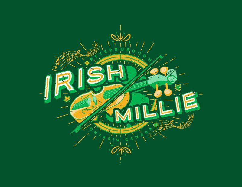 Irish Millie - Fiddle Player - Peterborough Ontario Canada