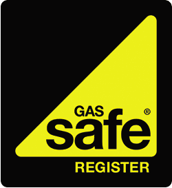 Gas Safe Registered Company Logo
