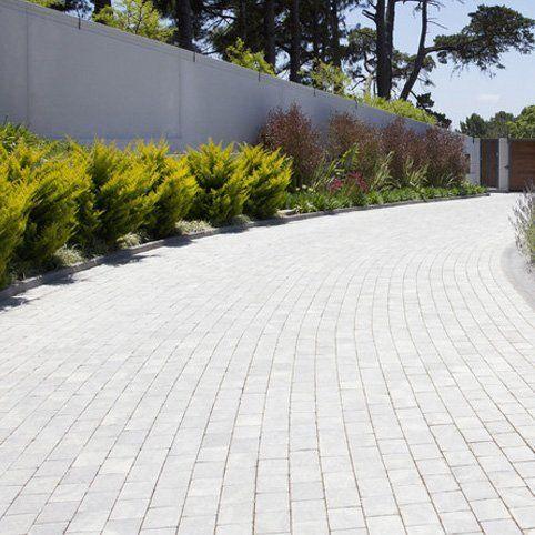 clean exterior tiles