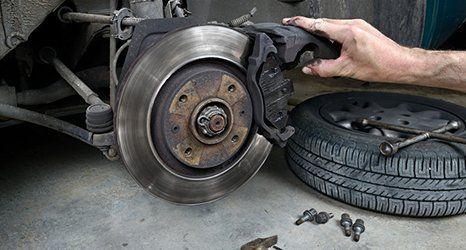 brake servicing
